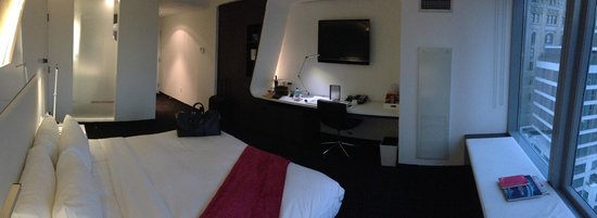 W New York - Downtown: Room (Rm. 2107)