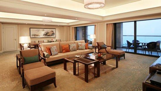 Shangri-La Hotel Haikou: Deluxe Suite