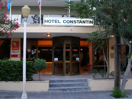 Photo of Constantin Hotel Rhodes