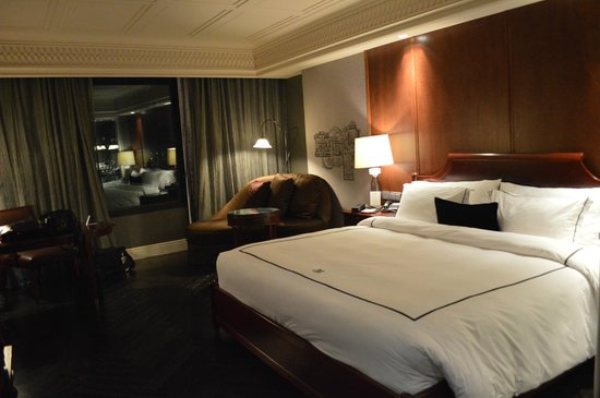 Hotel Muse Bangkok Langsuan - MGallery Collection:                   The room