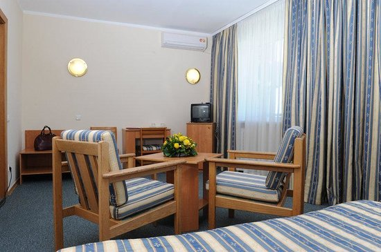 Slavutych Hotel: Double Superior Room (STUDIO)