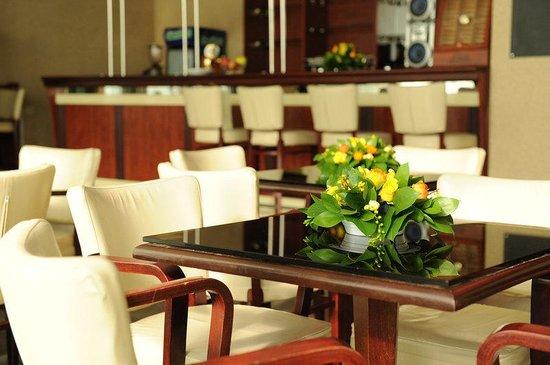 Slavutych Hotel: Lobby Bar