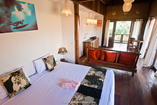 Villa Surya Abadi : Room