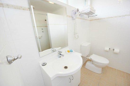 ออลซีซั่นส์ออลบานี่โฮเต็ล: Bathroom