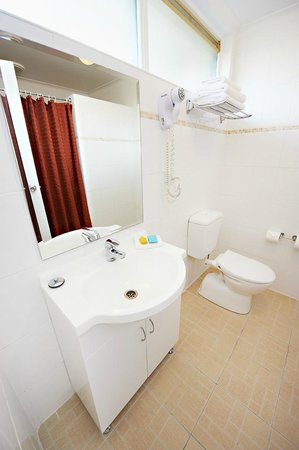 Ibis Styles Albany: Bathroom