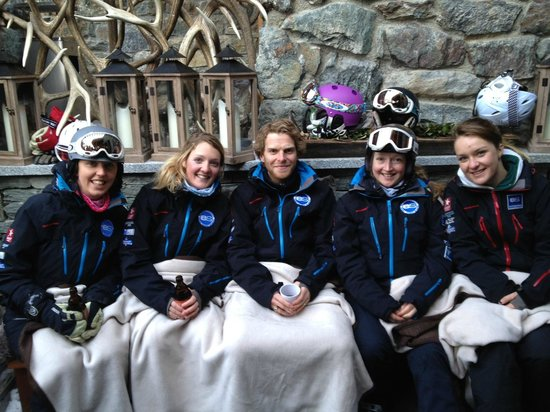 European Snowsport Zermatt Ski School: The Team
