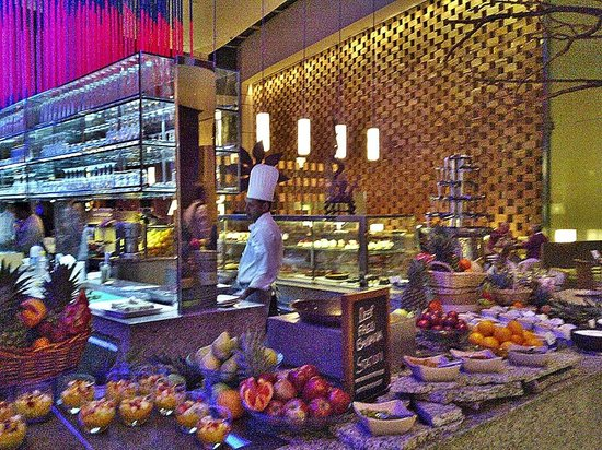 InterContinental Dubai Festival City: Anise Rest'