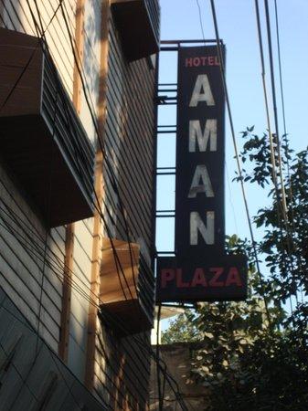 Hotel Aman Plaza