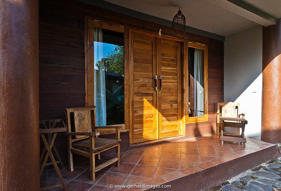 Villa Surya Abadi: Room terrace