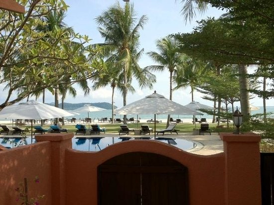 Casa del Mar, Langkawi:                   View from room - paradise