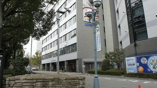 Osaka Science and Technology Museum:                   科学技術館