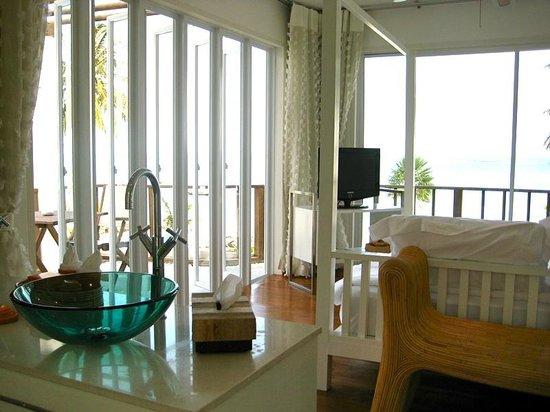 Villa Nalinnadda: Ocean Lover room interior