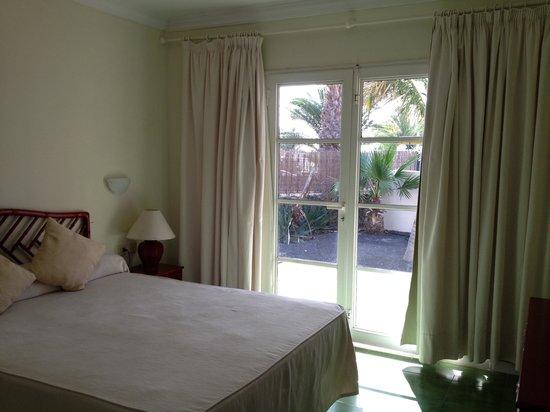 Cinco Casitas:                   double bedroom