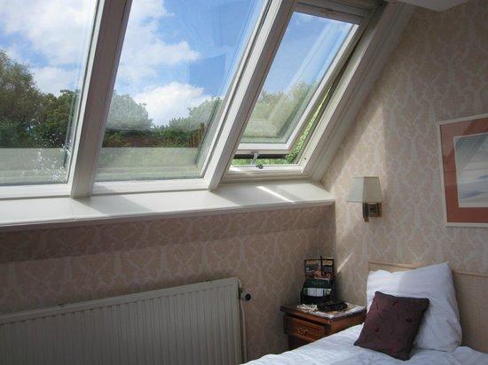 King's Villa Hotel:                   Roof room