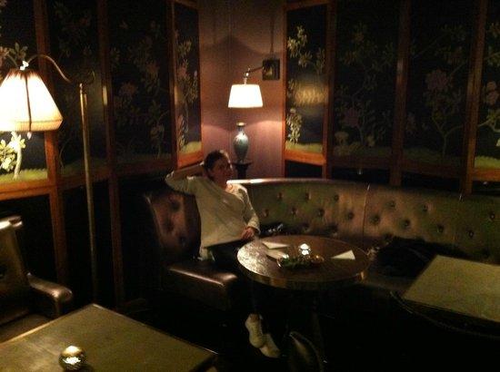 Sofitel London St James:                   the bar