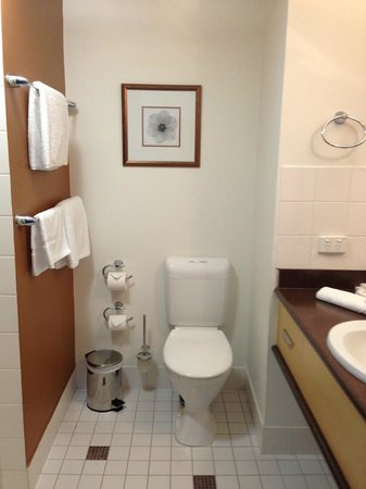 Mercure Albury: Great bathroom