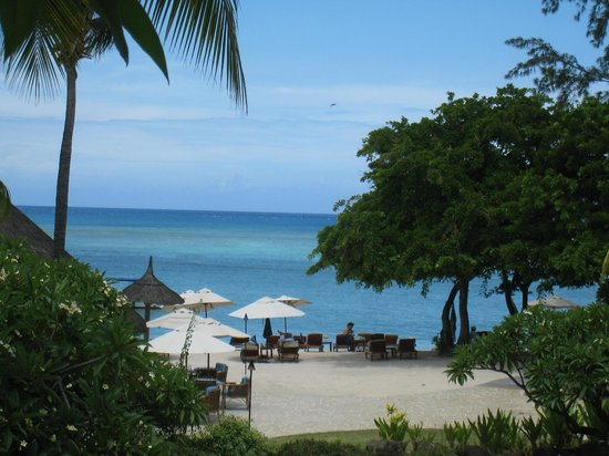 Hilton Mauritius Resort & Spa:                   la plage