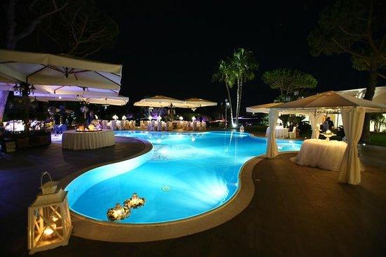 Boscotrecase, Italia: Il cuore blu del Blue Marlin Club