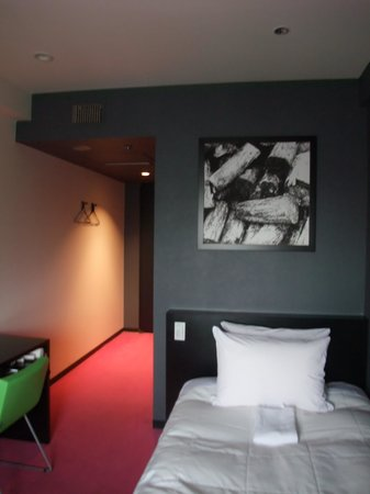 Hotel Plumm : Single room