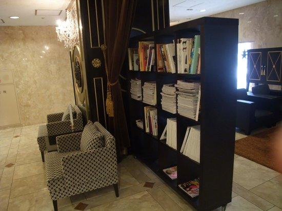 Hotel Plumm: Quaint looking lobby