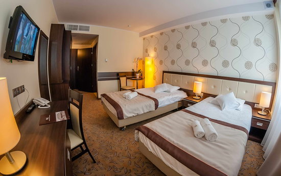 Hotel Czardasz SPA & Wellness: Double/Twin-bedded room