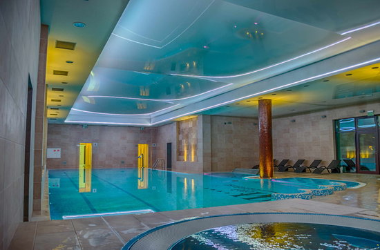 Hotel Czardasz SPA & Wellness: New swimming pool