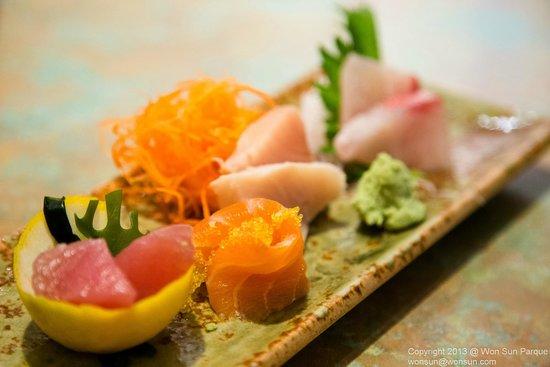 Yuzu: Sashimi