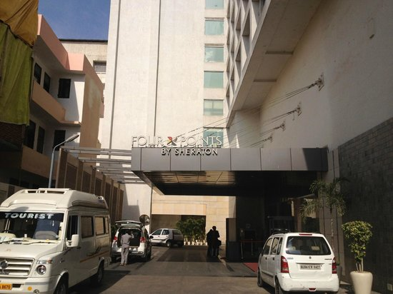 Four Points by Sheraton Jaipur, City Square:                   i