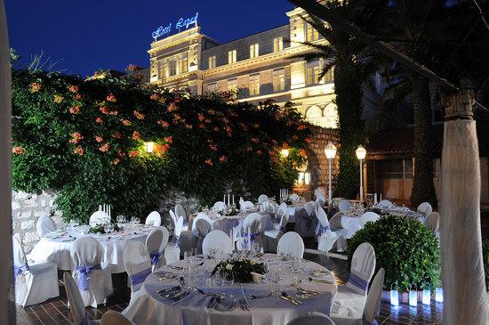 Hotel Lapad : Renaissance garden