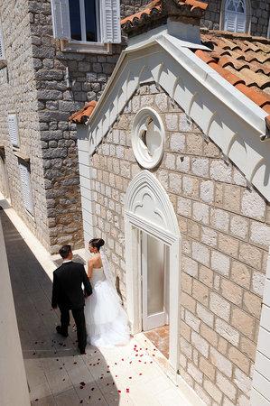 Hotel Lapad: Wedding chapel