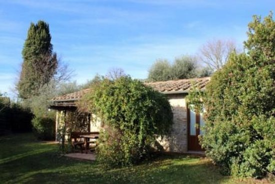 Casa al Prato:                   Esterno Porcilaia