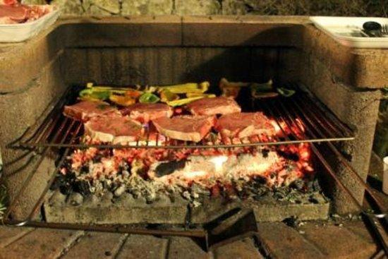 Casa al Prato:                   Griglia