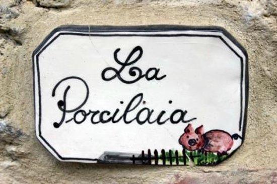 Casa al Prato:                   Porcilaia