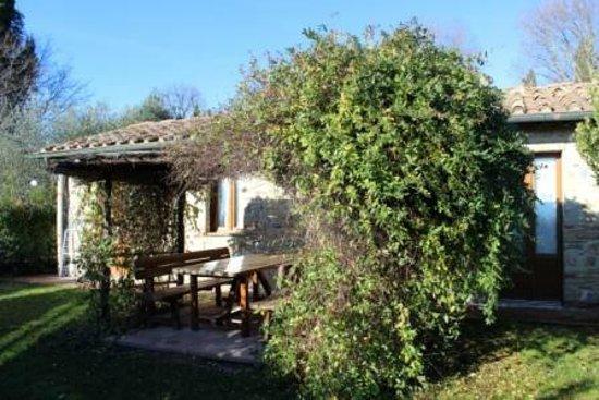 Casa al Prato:                   Gazebo Porcilaia