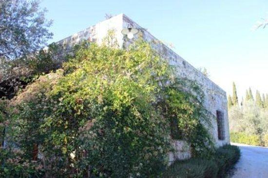 Casa al Prato:                   Stalla