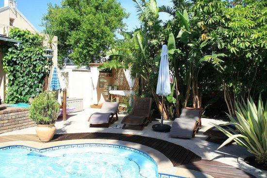 KhashaMongo Guesthouse: Entspannung nach den Besichtigungen....Traumhaft!