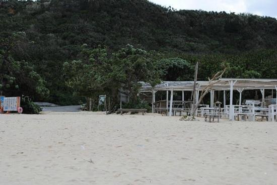 Aragusuku Beach :                   新城ビーチ