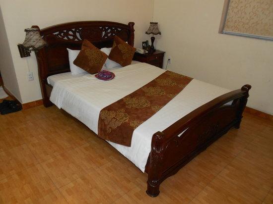 Maidza Hotel:                   Room 601