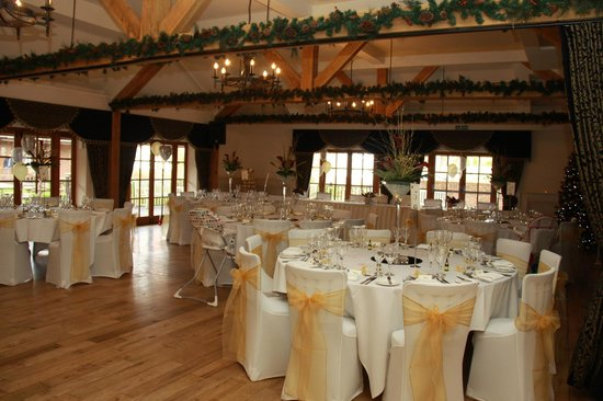 Newtown House Hotel:                   function room
