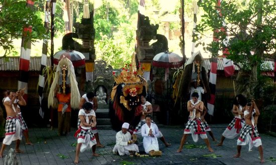 Bali Trekking Tour - Day Tours: Barong Dance - Kintamani Volcano and Tanah Lot Sunset Tours