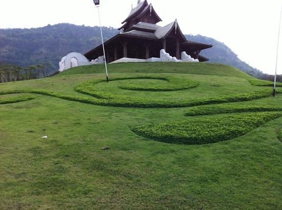 Prachin Buri, Tailandia:                   เนินเทวดา