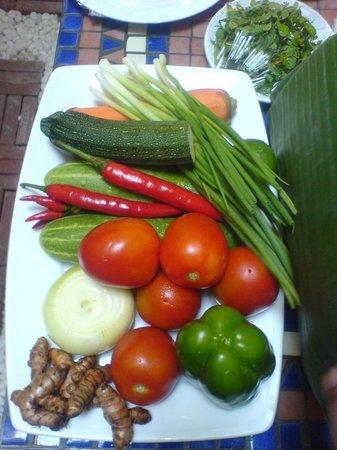 Little Hoian Boutique Hotel & Spa:                   Cooking Class - Vegetables