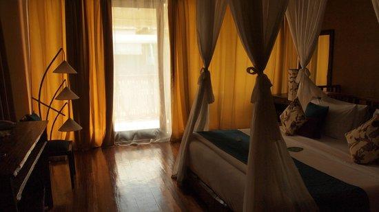 Kupu Kupu Jimbaran & Bamboo Spa by L'Occitane:                   Schlafzimmer