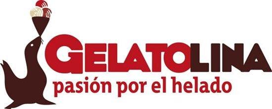 Heladeria Cafeteria Gelatolina: nuestro Logotipo