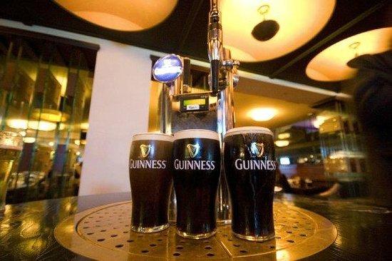 The Baggot Inn:                   Great Guinness