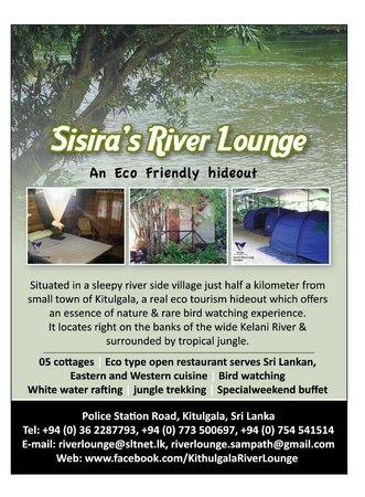 Sisira's River Lounge