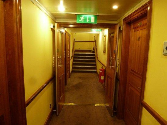 Lancaster Gate Hotel:                   Parties communes