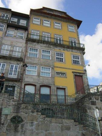 Pestana Vintage Porto:                   Fachada do Hotel