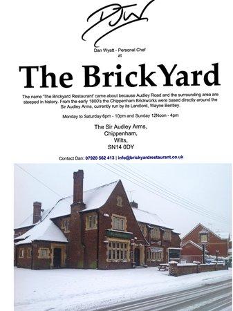 The BrickYard restaurant: The BrickYard