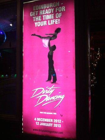 Dirty Dancing Edinburgh Playhouse